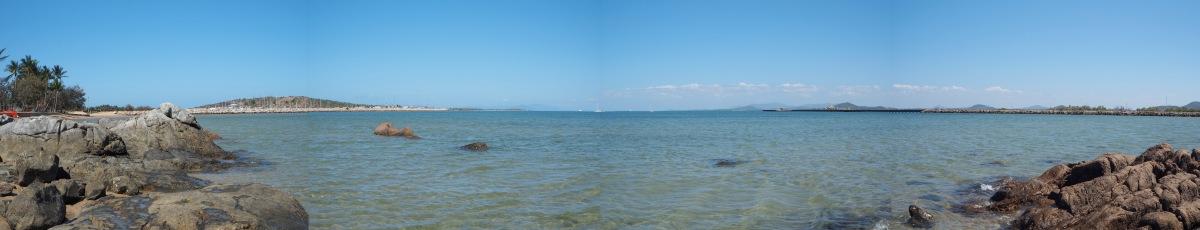 Townsville, Bowen & Conway Beach,QLD.
